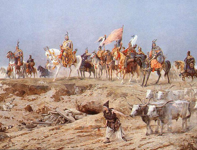 historia de Hungría en la antiguedad