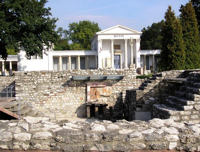 aquincum monumenti di budapest