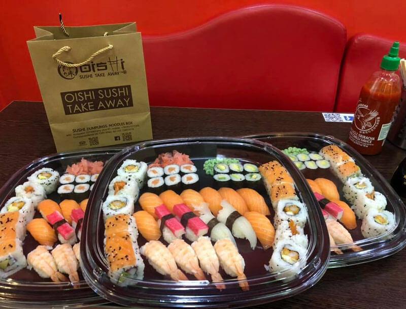 mejor restaurante japonés en Budapest