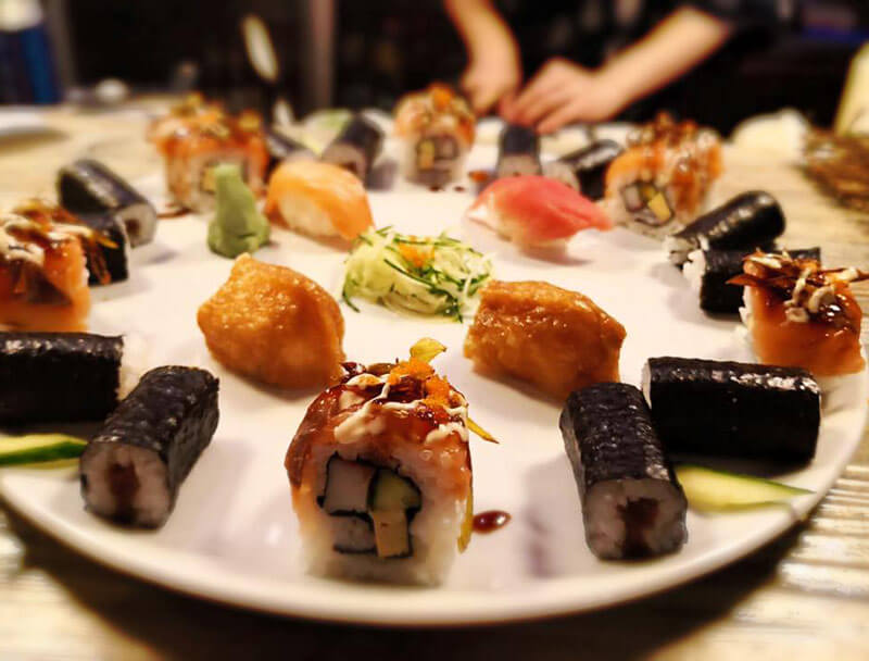 Best Fish and Sushi Restaurants in Budapest (2020) Ranked and explained!