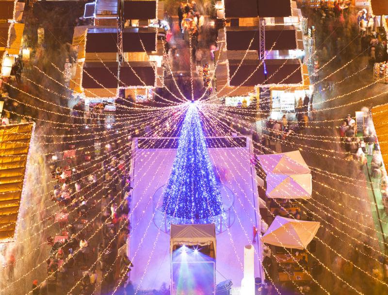 Budapest Christmas Market 2019 st. stephen