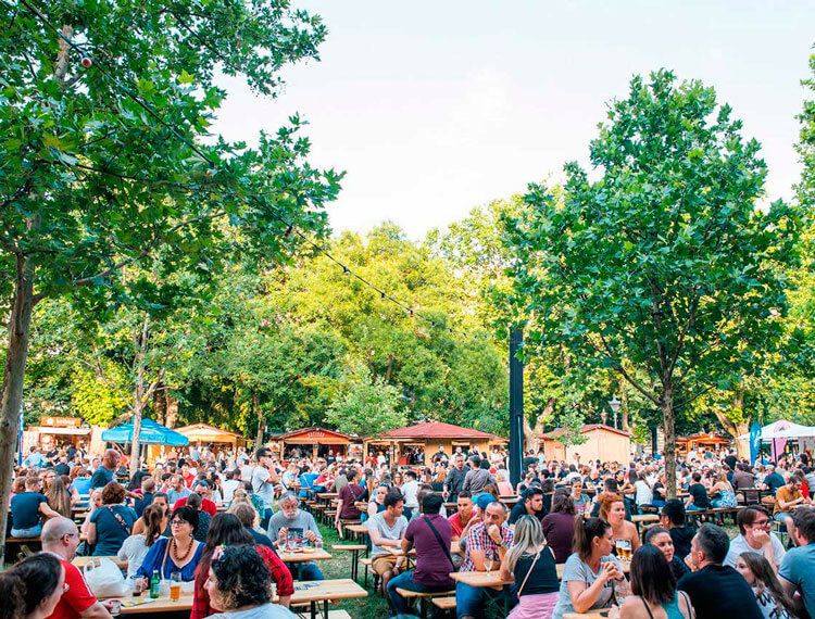 budapest sorfesztival festival beer