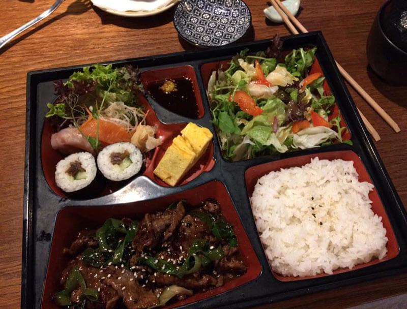 restaurants sushi a budapest