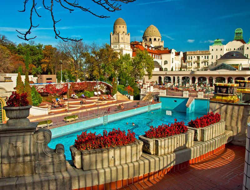 Baños Termales De Budapest Cuál Es El Mejor Balneario