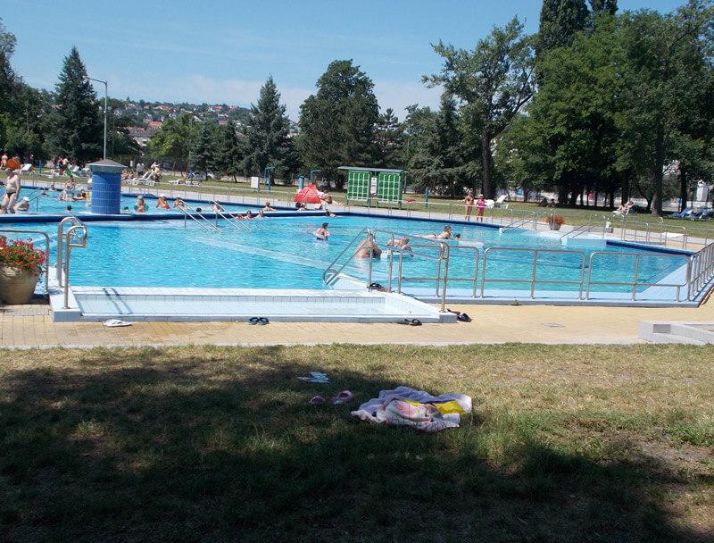 palatinus piscina termal