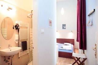 Camera doppia di base con bagno proprio maverick lodges