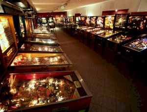Pinball Museum Budapest, Unicum House and Retro Design Center