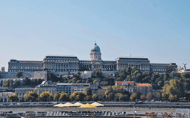 buda-castle-budapest