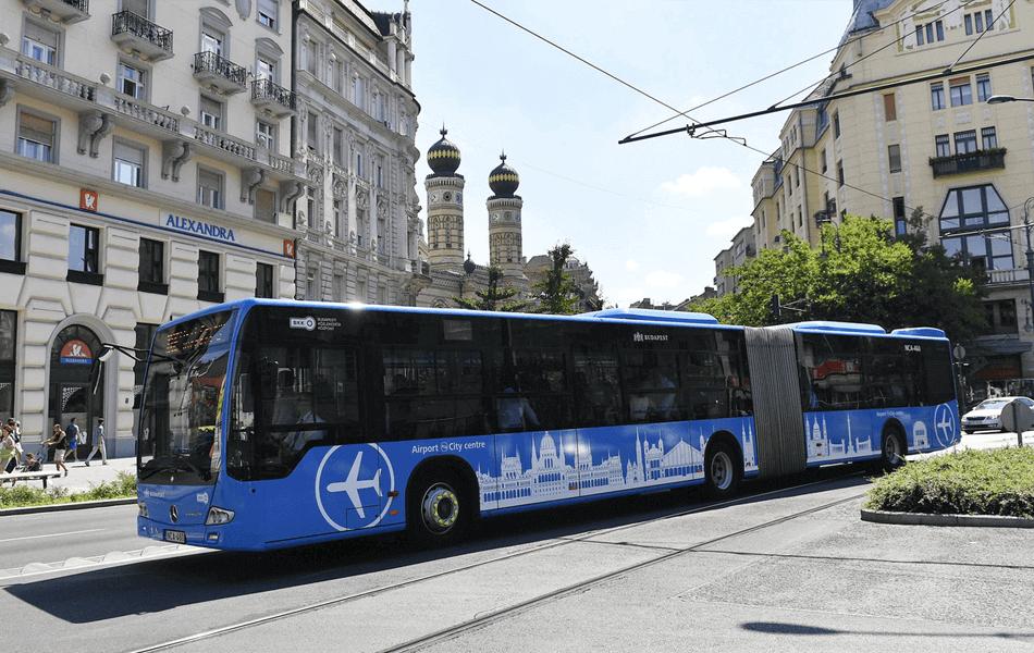 budapest-bus-airport-100E