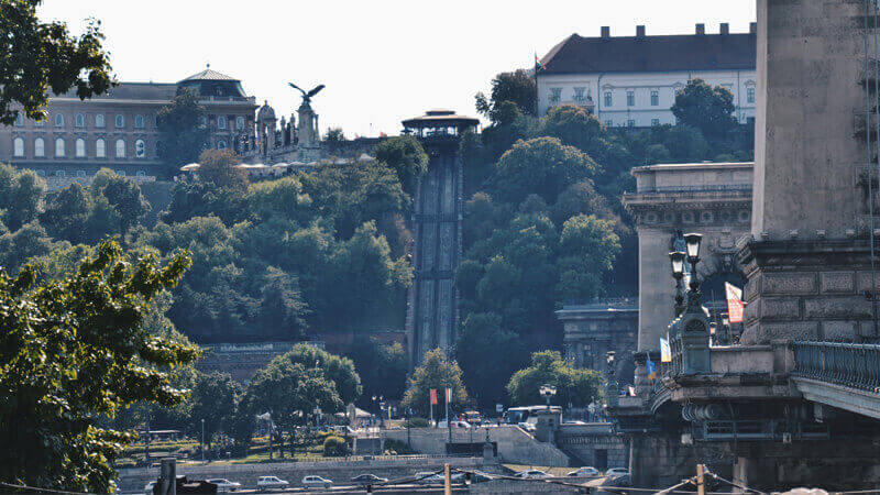 budapest monuments attractions funicular