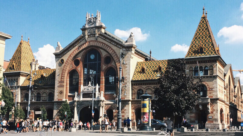 budapest-atractions-great-market-hall